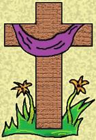 Cross Clipart- Easter Clipart