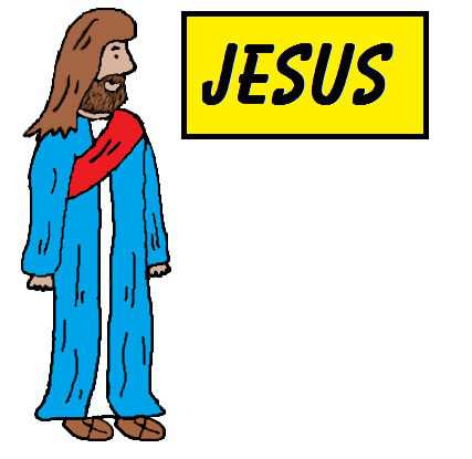 Jesus Clipart Pictures