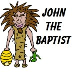 John The Baptist Clipart