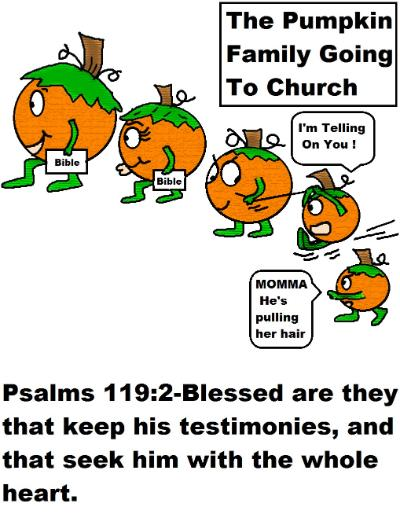 Psalms 119:2  Blessed are they that keep his testimonies, and that seek him with the whole heart.