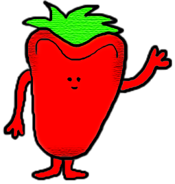 Strawberry Clipart Picture Image cartoons illustrations graphics free