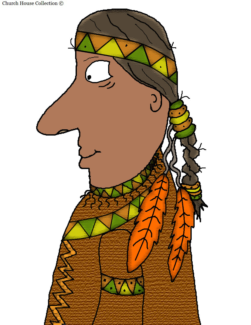 pilgrim and indian clip art indian clipart beads indian clipart mascot