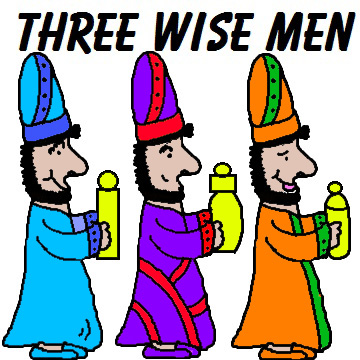 Three Wise Men Clipart-Christmas Clipart
