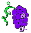 Food Clipart Grape Clip Art