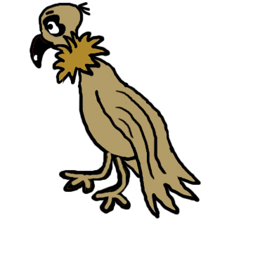 Vulture Clipart Bird