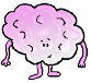 Cotton Candy Fluff Man Clip Art Clipart Images Cartoons Illustrations Pictures Graphics Free